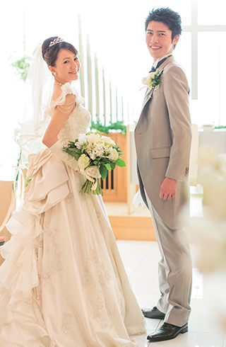 家族だけの結婚式 挙式付きWeddingプラン