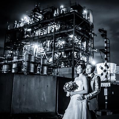 工場夜景プラン